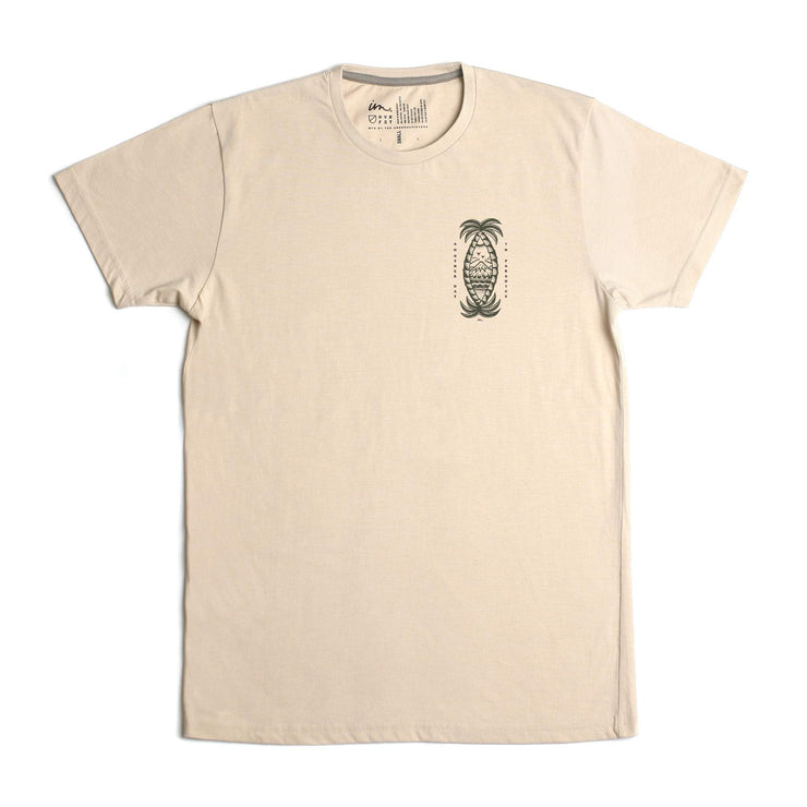 Another Day In Paradise Premium T-Shirt Creme
