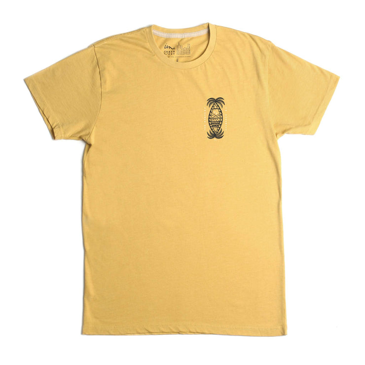 Another Day In Paradise Premium T-Shirt Mustard