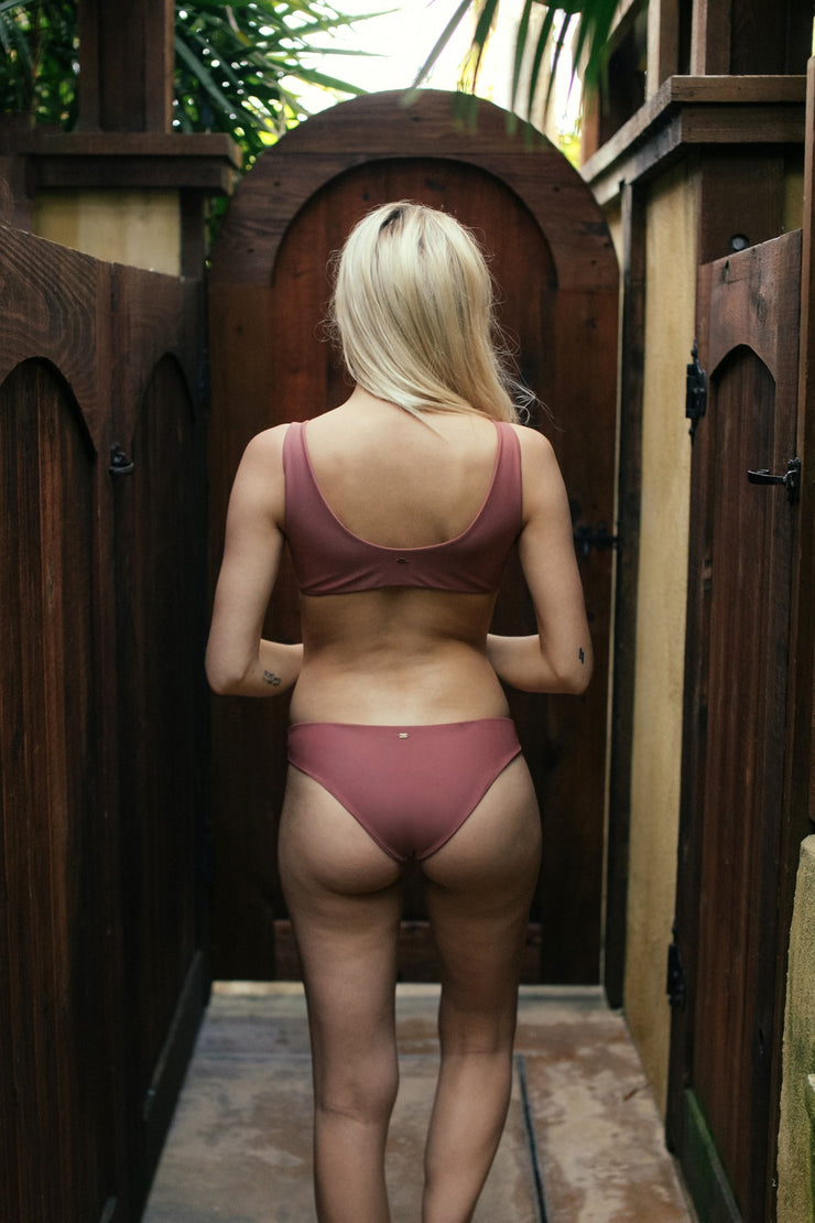 Darlene Bottom Mauve