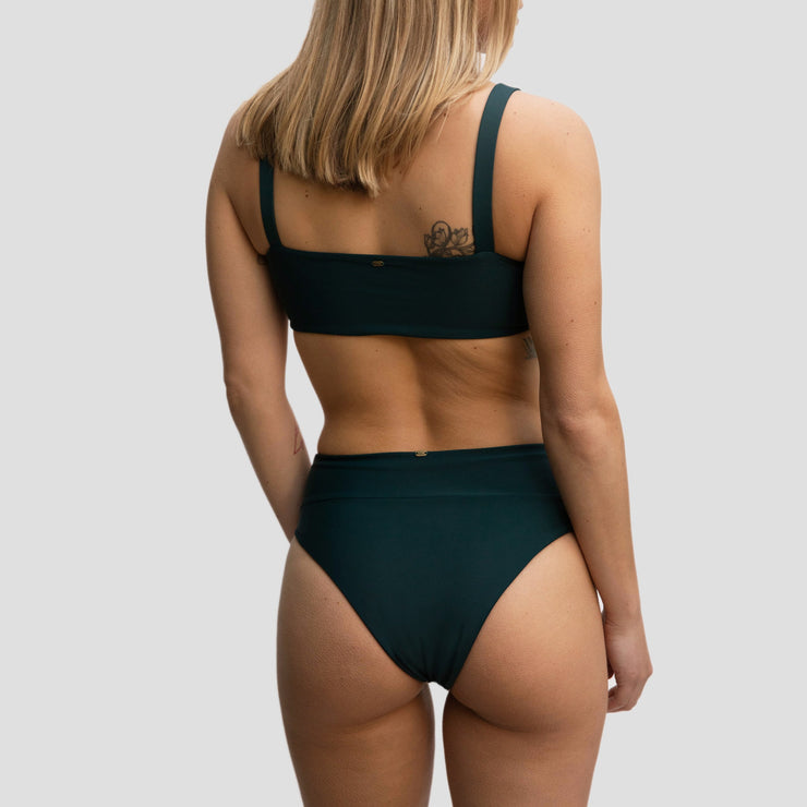 Layla Bottom Jungle Green