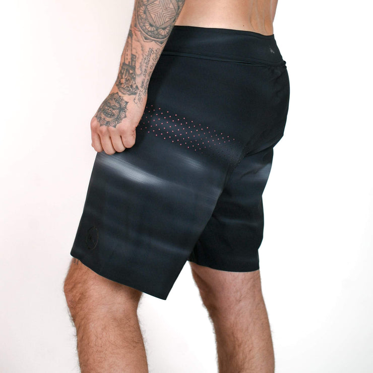 Carbon Premier Boardshort Black