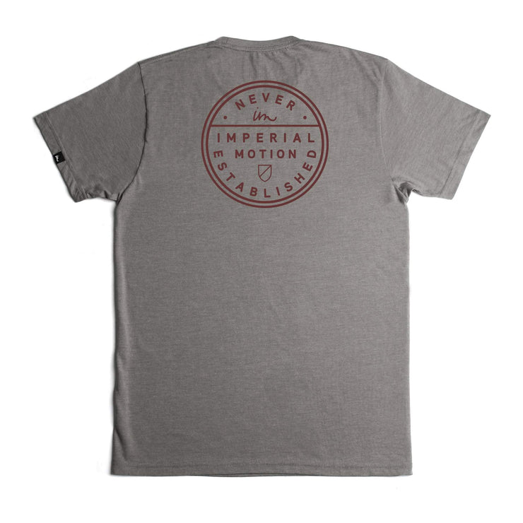 Central Premium T-Shirt Grey Heather Tri-Blend