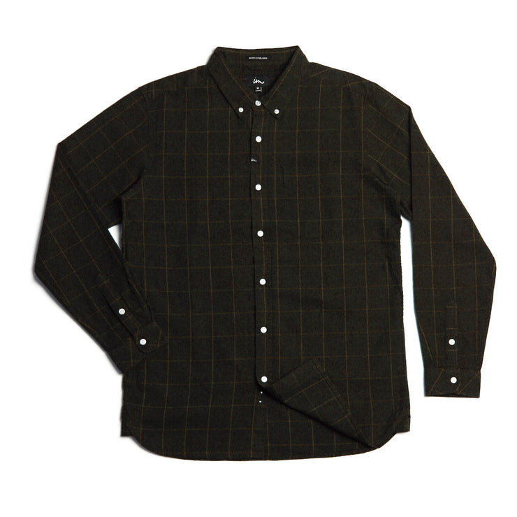Claxton Flannel Brown