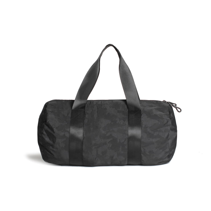Convoy Ghost Reflective Packable Duffle Black Camo