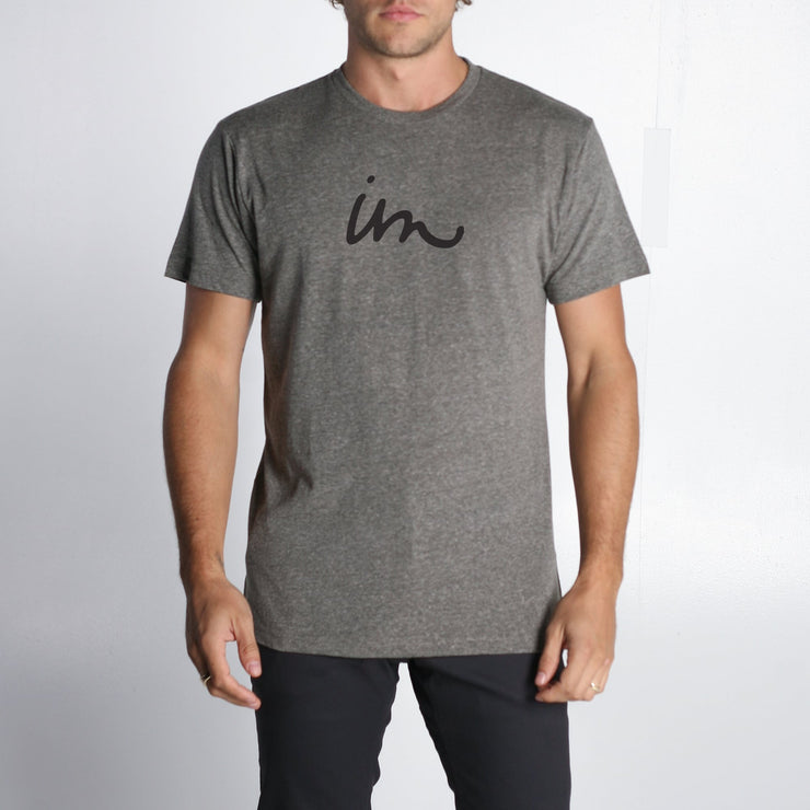 Curser Premium T-Shirt Grey Heather Tri-Blend