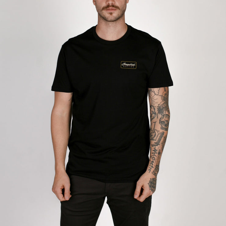 Customs Premium T-Shirt Black