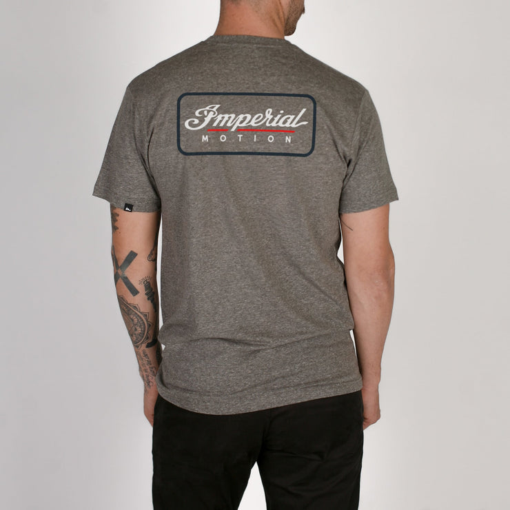 Customs Premium T-Shirt Grey Heather Tri-Blend