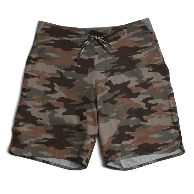 Everything Boardshort Camo