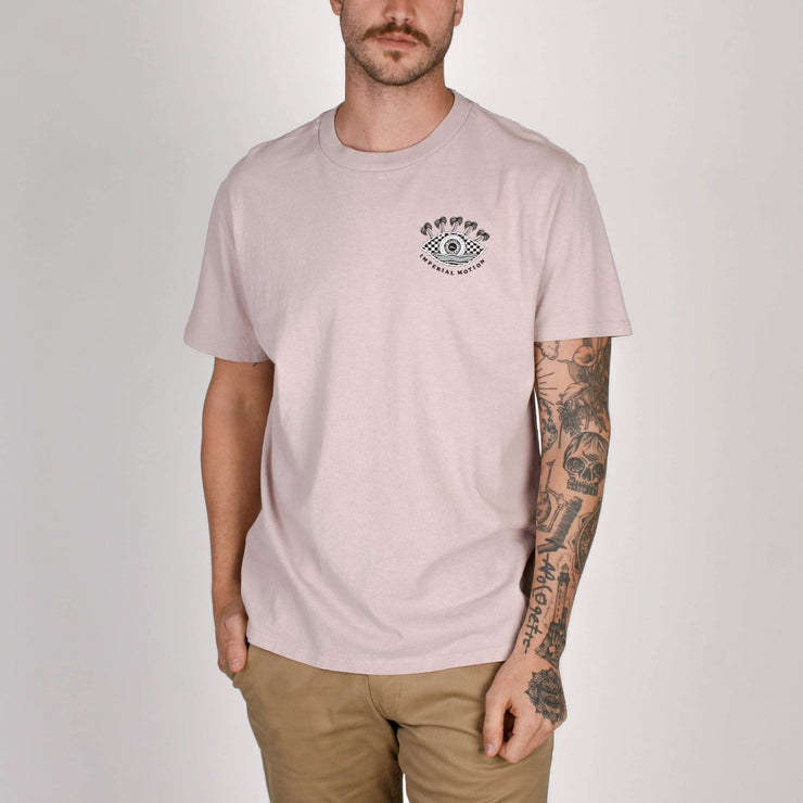Enjoy Your Trip Vintage T-Shirt Pale Mauve Pigment