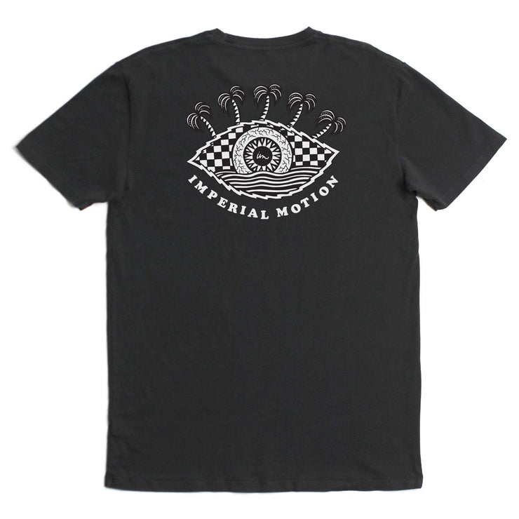 Enjoy Your Trip Premium Pigment T-Shirt Black Pigment
