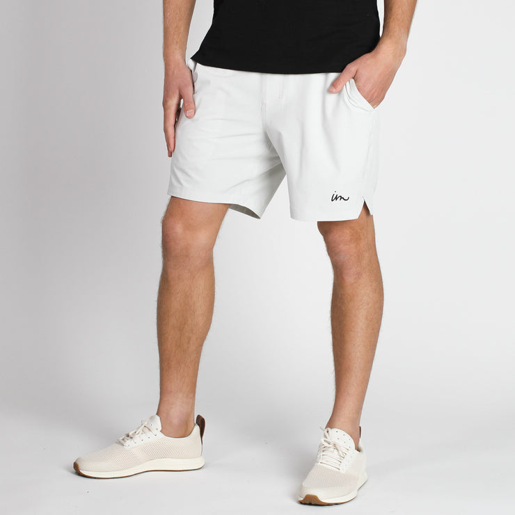 Everything Trainer White Melange