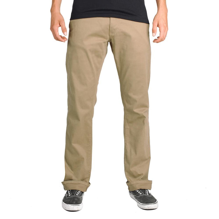 Federal Slim Straight Chino Khaki