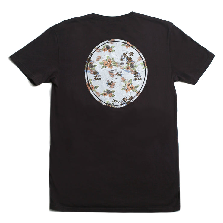 Holiday Premium Pigment T-Shirt Black Pigment