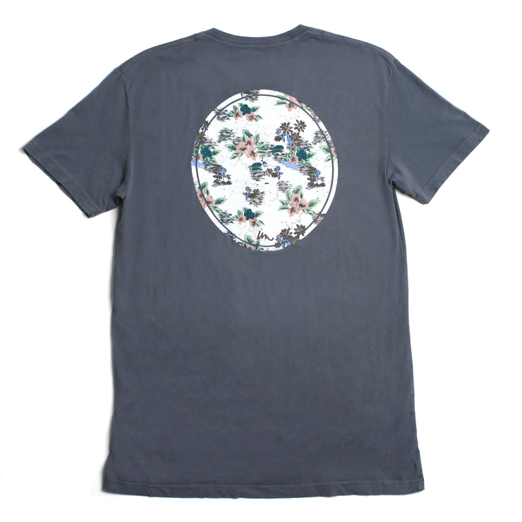 Holiday Premium Pigment T-Shirt Denim Pigment