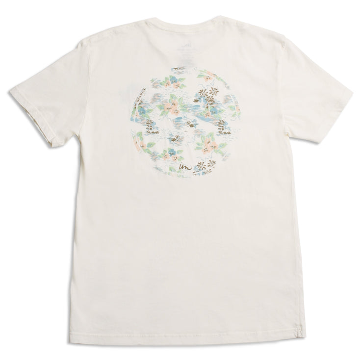 Holiday Premium Pigment T-Shirt Antique White Pigment