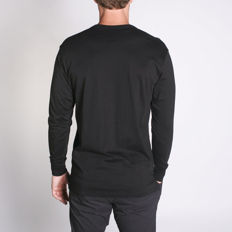 Density LS Premium T-Shirt Black