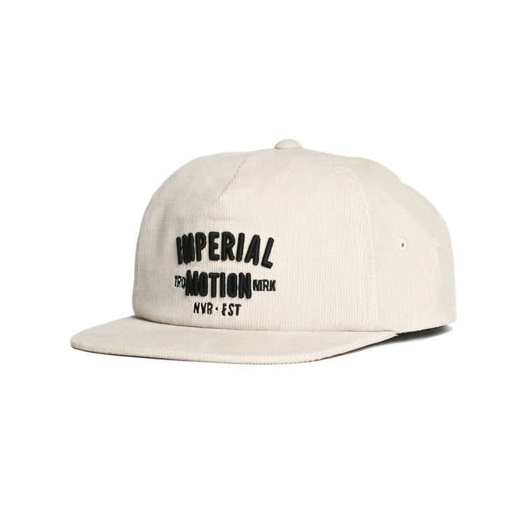 Justice Snapback Hat Stone