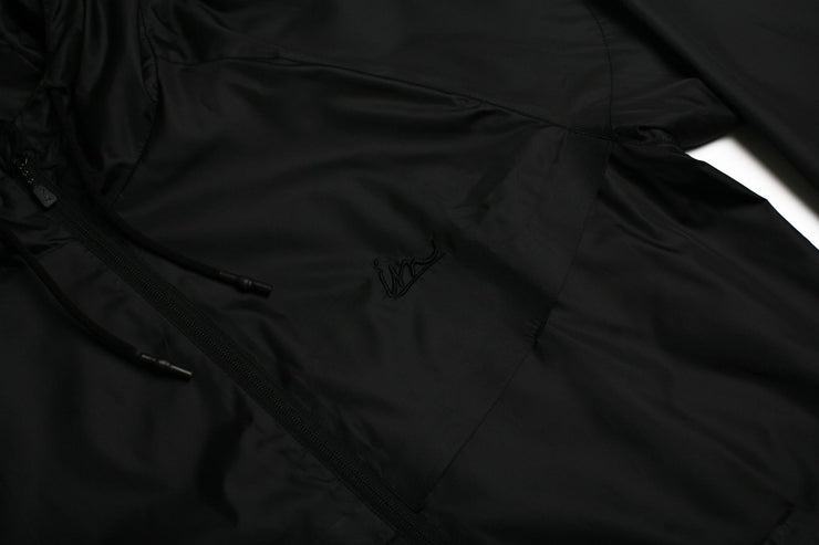 Larter Breaker Jacket Black