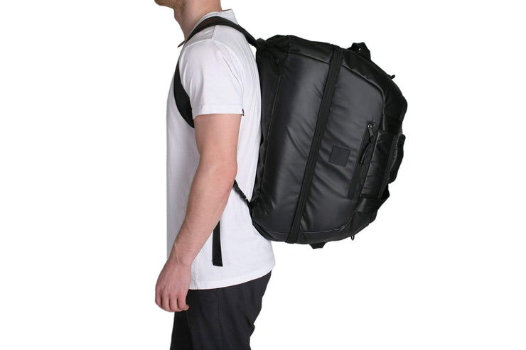 Layover Hybrid Duffle Pack Black
