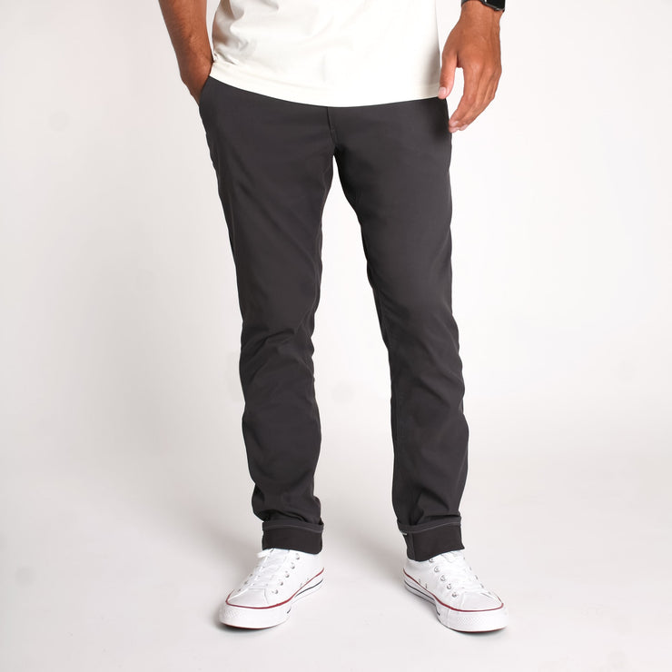 Liberty Chino Pant Faded Black