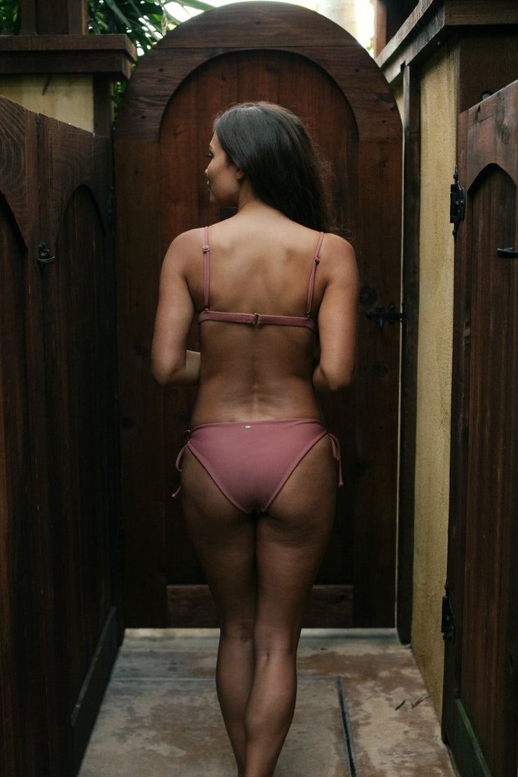 Kaia Bottom Mauve