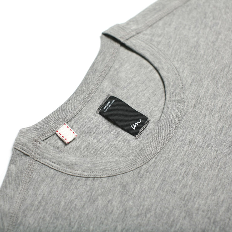 Density Premium T-Shirt Marle Grey