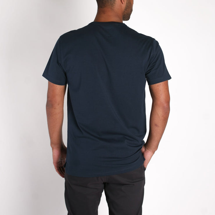 Density Premium T-Shirt Navy