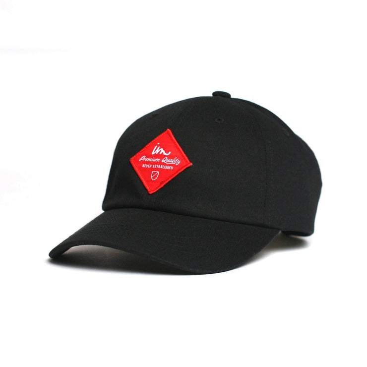 Merchant Dad Hat Black