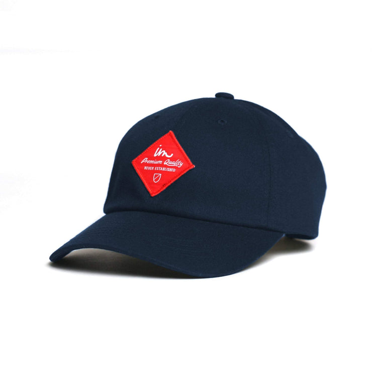 Merchant Dad Hat Navy