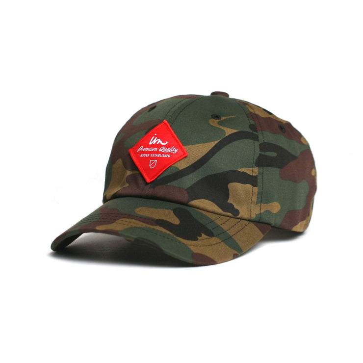 Merchant Dad Hat Camo