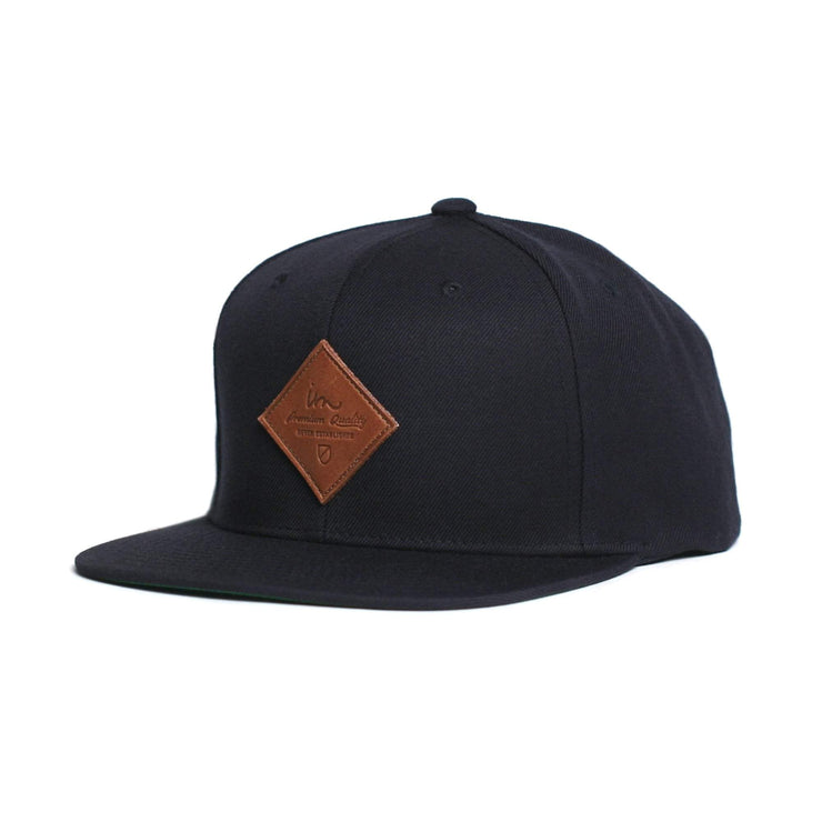 Merchant Snapback Hat Navy