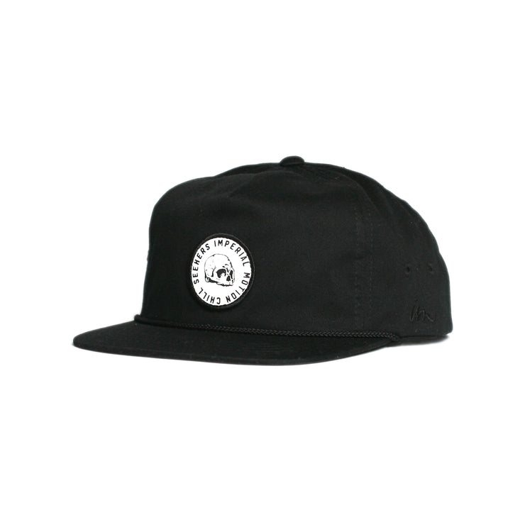 Mental Snapback Hat Black
