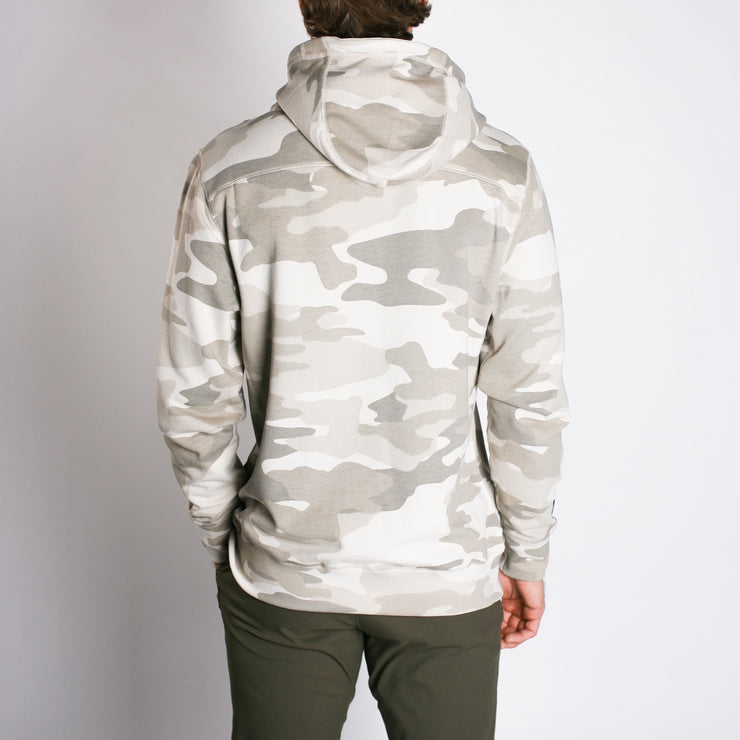 Mills Zip Up Sweatshirt Desert Camo