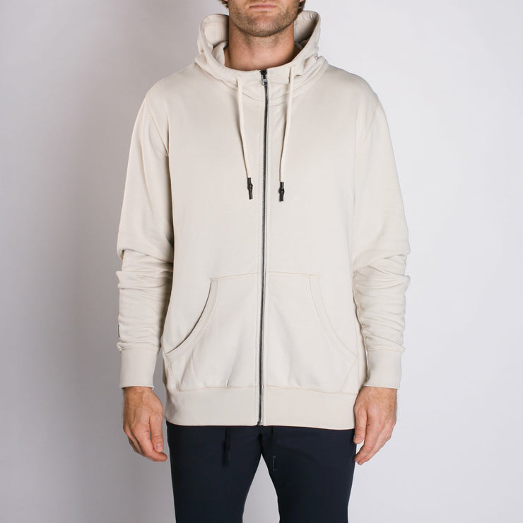Mills Zip Up Sweatshirt Oatmeal