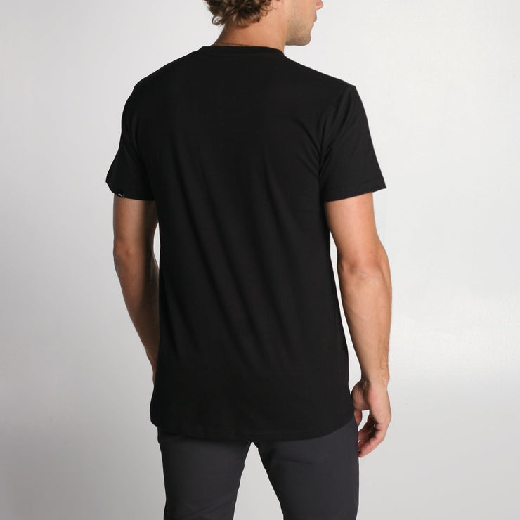 Mini Coordinated Premium T-Shirt Black
