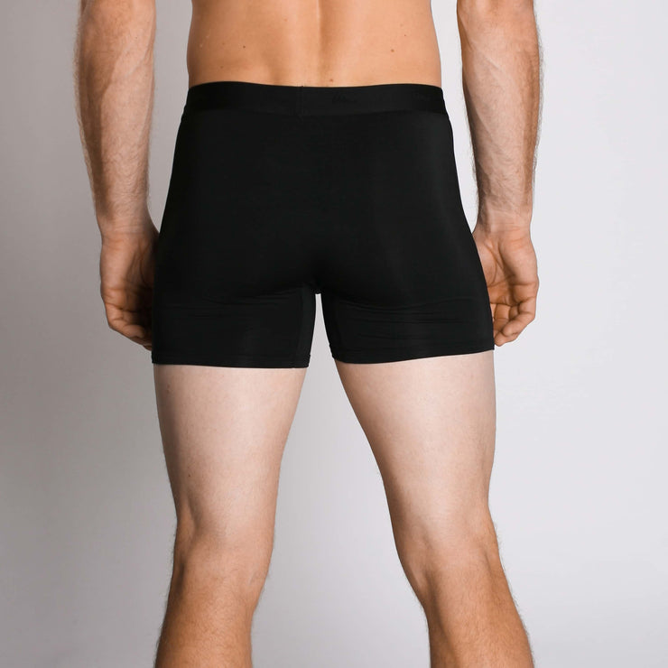 "Mode Boxer Brief 3.5"" Black"