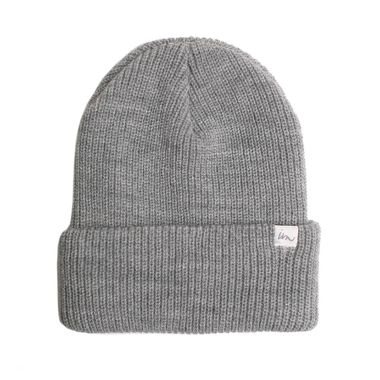 Norm Beanie Grey Heather
