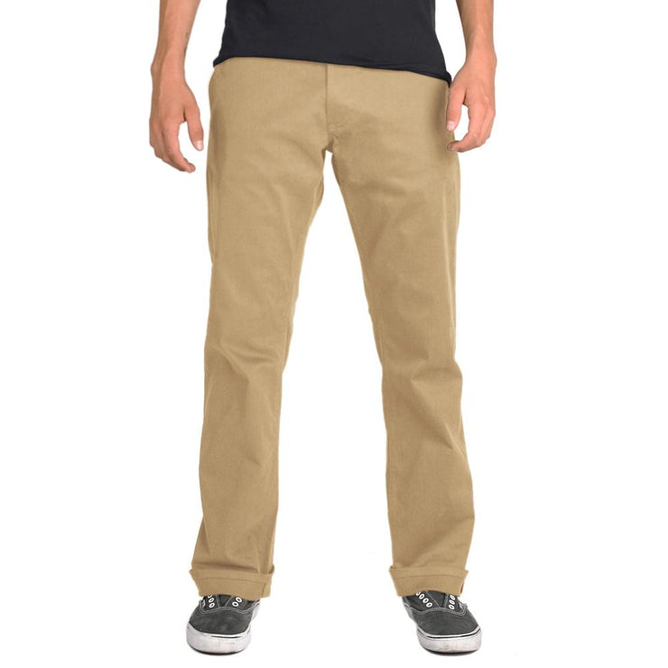 National Relaxed Chino Khaki