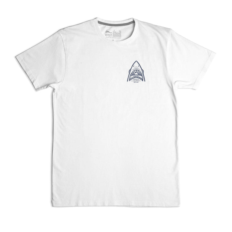 No Risk No Reward Premium T-Shirt White