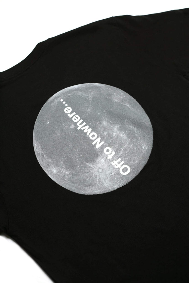Nomad Moon Premium T-Shirt Black