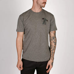 Not Broken Premium T-Shirt Grey Heather Tri-Blend