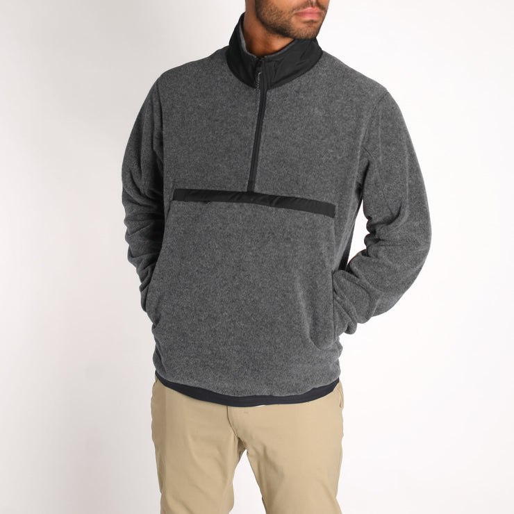 Men's Onward Polar Fleece Charcoal Heather