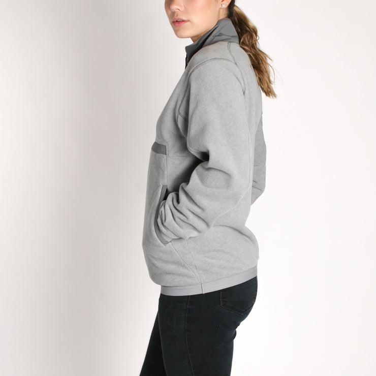 Women's Onward Polar Fleece Grey Heather