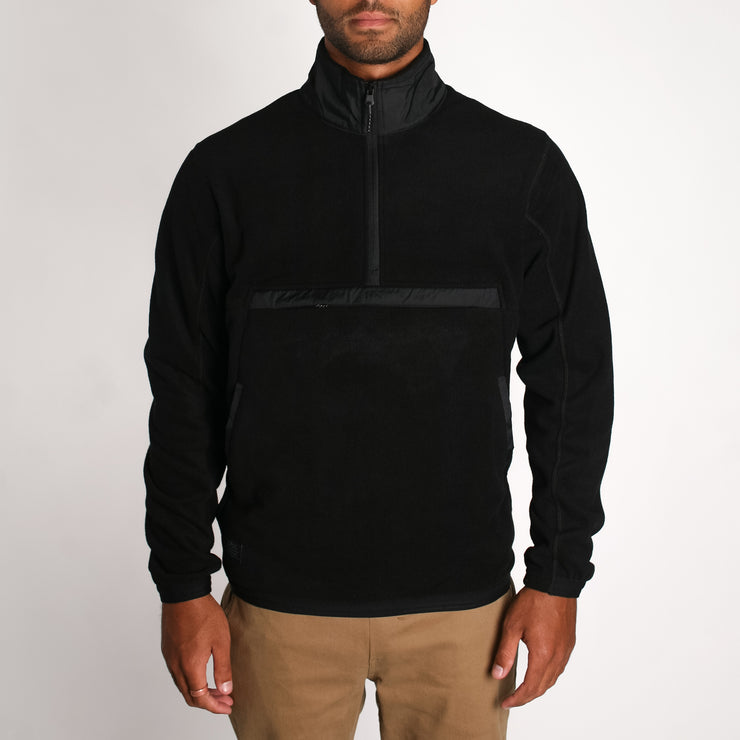 Men's Onward Polar Fleece Black