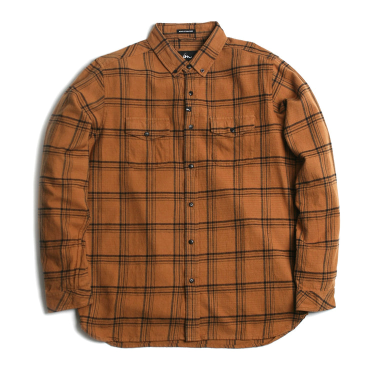 Pacific Flannel Tobacco