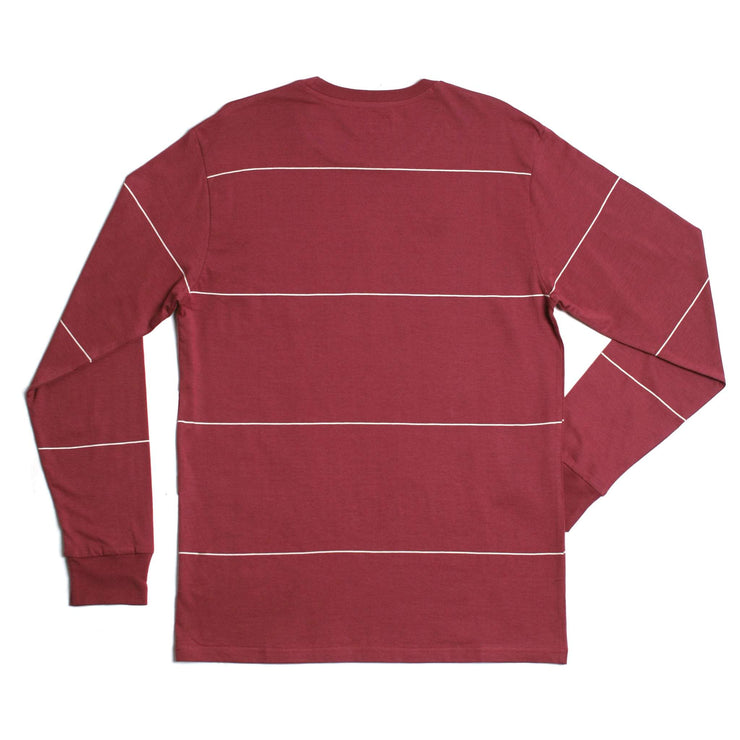 Program LS Pocket T-Shirt Terra Cotta