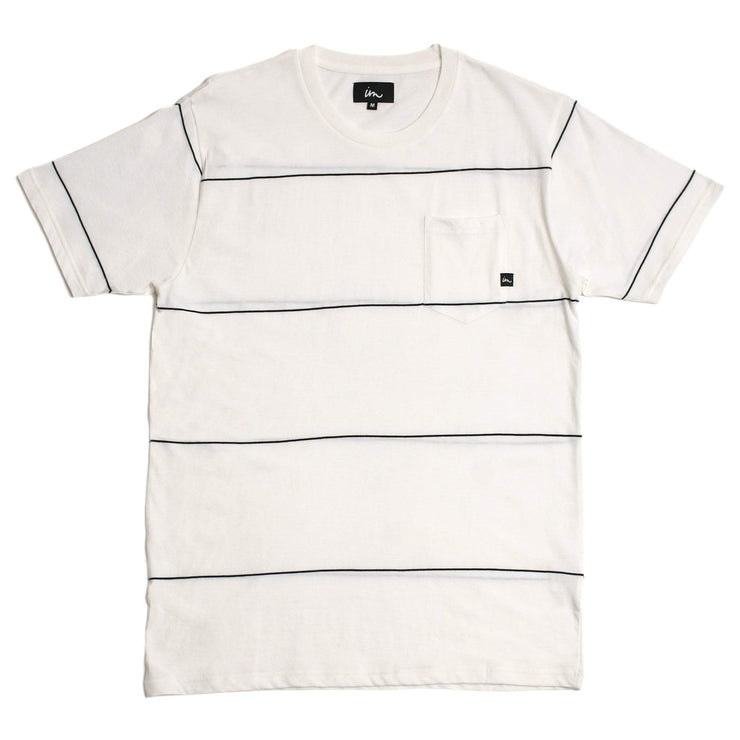 Program Pocket T-Shirt White