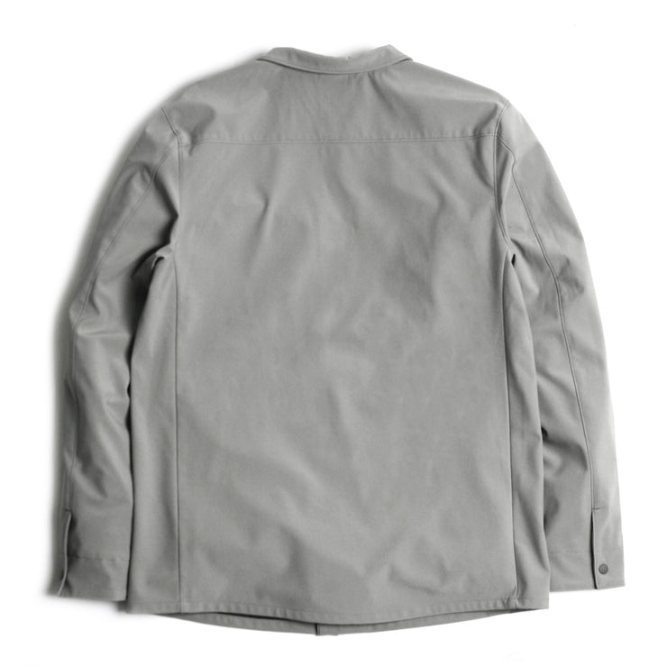 Provision Shacket Gunmetal