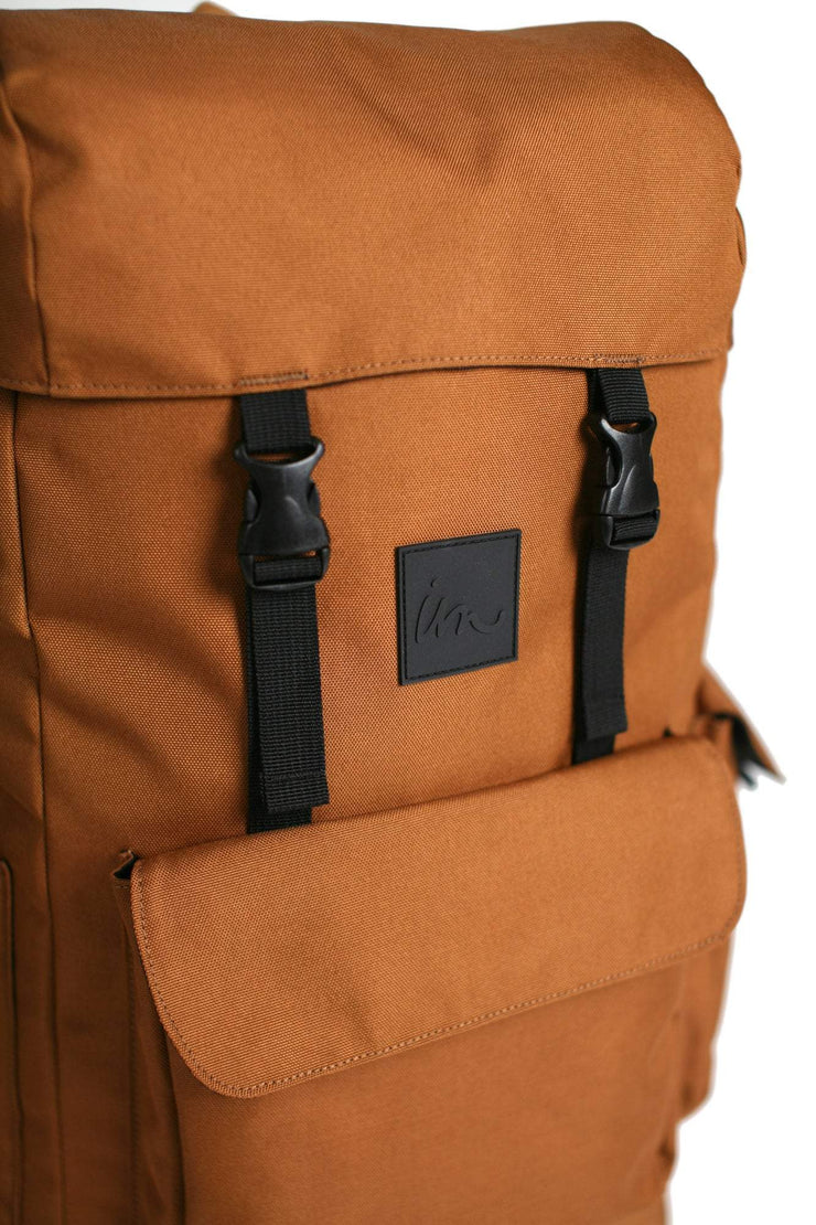 Rambler Backpack Tobacco