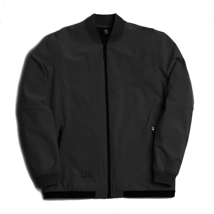 Regulate Bomber Jacket Black